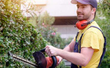 Garden Tool Sharpening Service