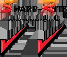 Sharp-Rite Mobile Sharpening Service